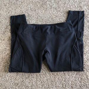 Black MPG sport athletic pants
